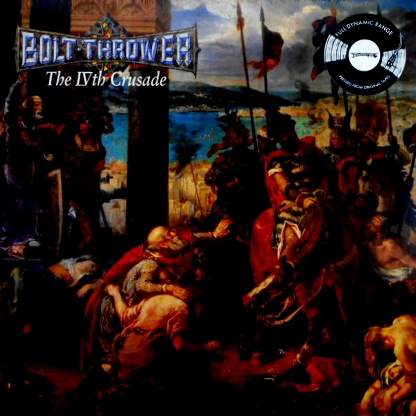 BOLT THROWER the IVth crusade LP
