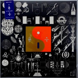 BON IVER 22 a million LP