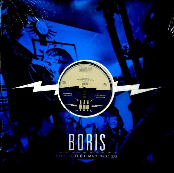 BORIS boris live at third man records LP
