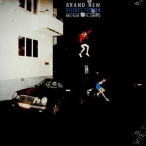 BRAND NEW science fiction - col vinyl LP