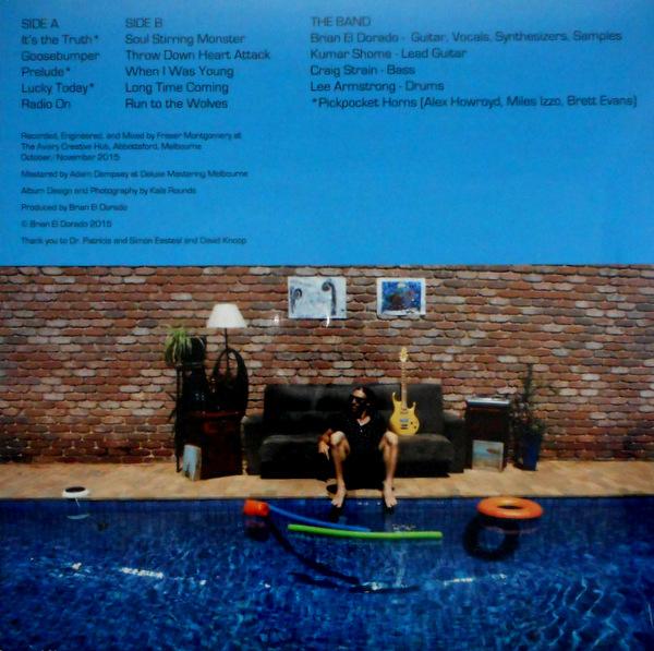 EL DORADO, BRIAN eclectric LP