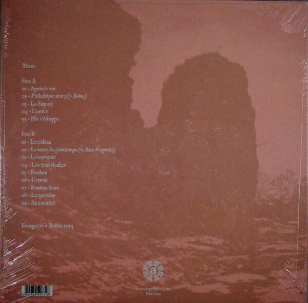 BRIAN JONESTOWN MASSACRE musique de film imagine LP