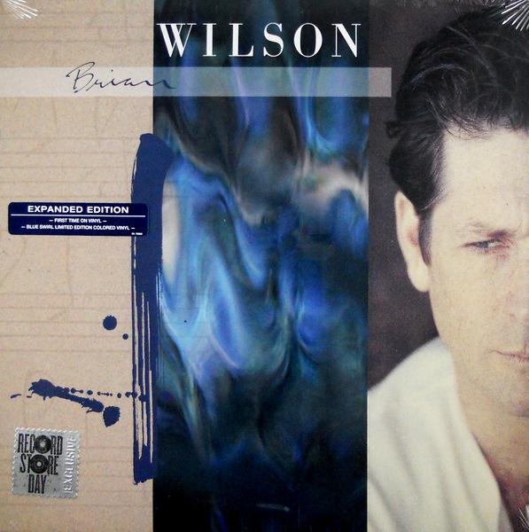 BEACH BOYS, THE (BRIAN WILSON) brian wilson LP