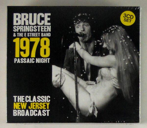 SPRINGSTEEN, BRUCE passaic night CD