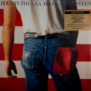 SPRINGSTEEN, BRUCE born in the u.s.a. LP