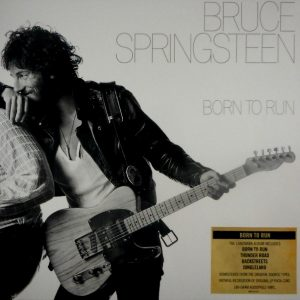 SPRINGSTEEN, BRUCE born to run LP