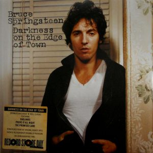 SPRINGSTEEN, BRUCE darkness on the edge of town LP
