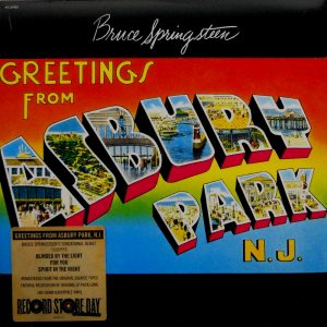 SPRINGSTEEN, BRUCE greetings from asbury park LP