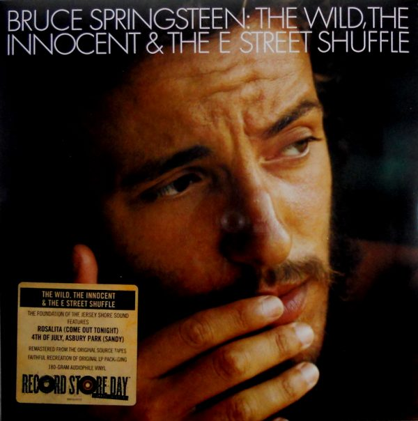 SPRINGSTEEN, BRUCE the wild the willing & the e street shuffle LP