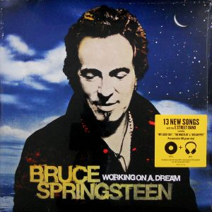 bruce springsteen working on lp