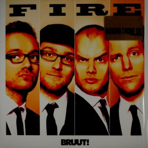 BRUUT! fire LP