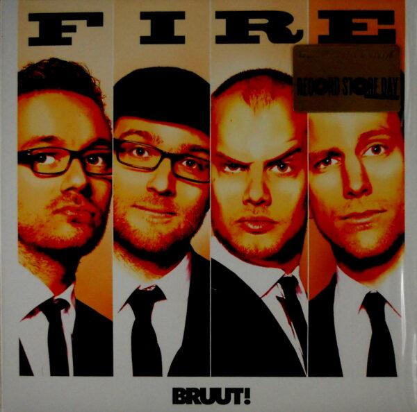 BRUUT! fire LP