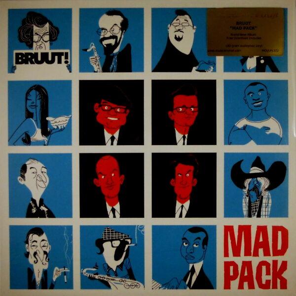 BRUUT! mad pack LP