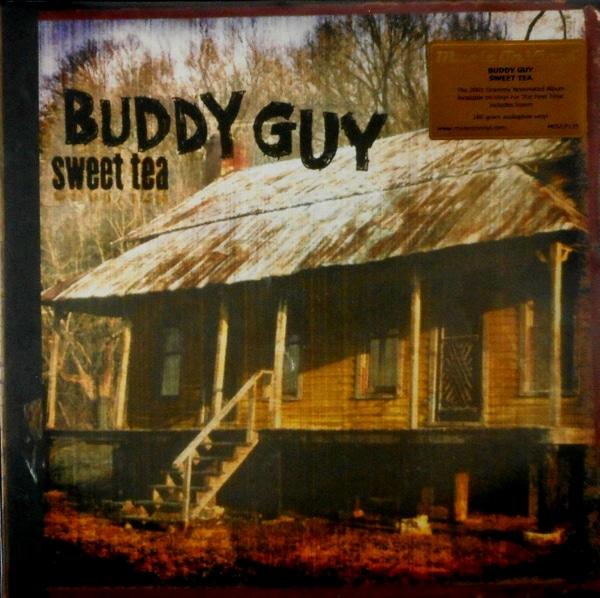 GUY, BUDDY sweet tea LP