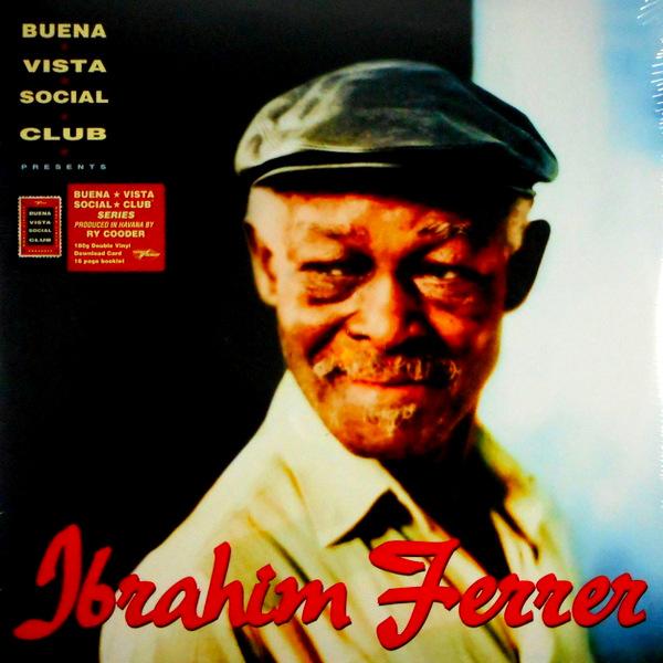 BUENA VISTA SOCIAL CLUB presents ibrahim ferrer LP