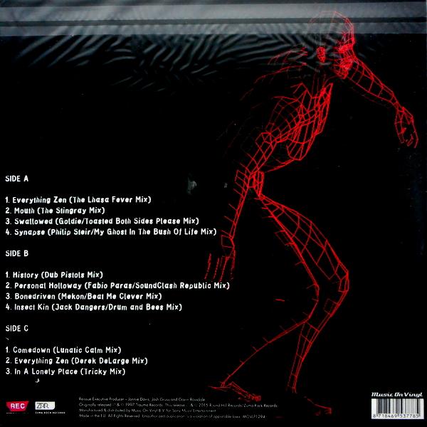 BUSH deconstructed LP
