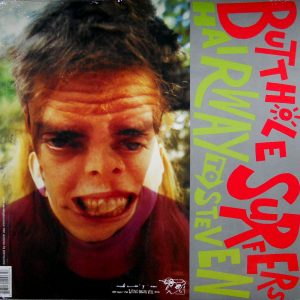 butthole surfers hairway to steven lp