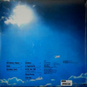 CAN can (inner space) LP