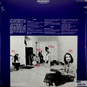 CAN soundtracks LP