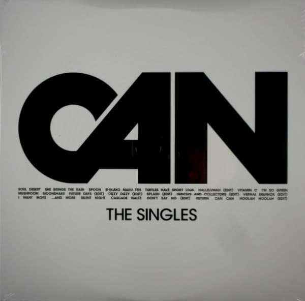 CAN the singles LP