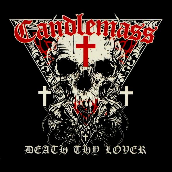 "CANDLEMASS death thy lover 12"""