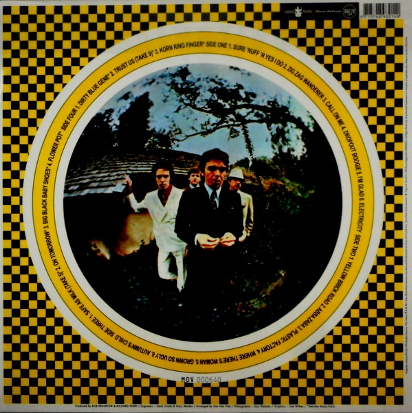 CAPTAIN BEEFHEART safe as milk - white vinyl LP
