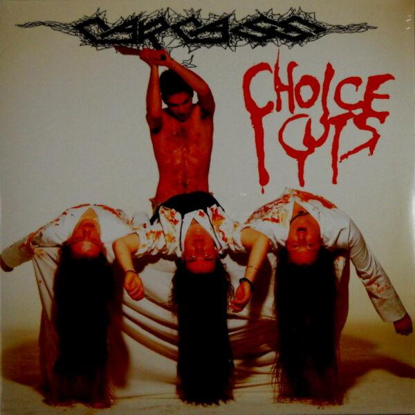 CARCASS choice cuts LP