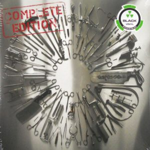 CARCASS surgical steel - complete edition LP