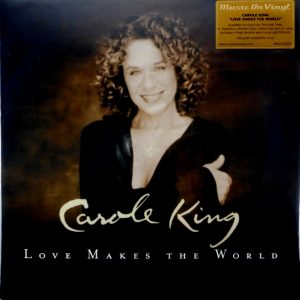 KING, CAROLE love makes the world LP