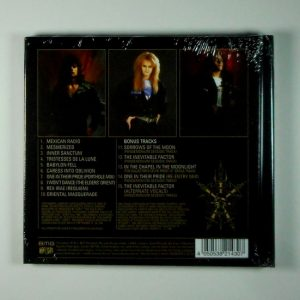 CELTIC FROST into the pandemonium - deluxe cd CD