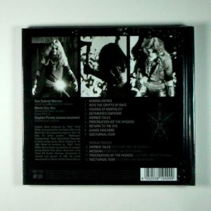 CELTIC FROST morbid tales - deluxe cd CD