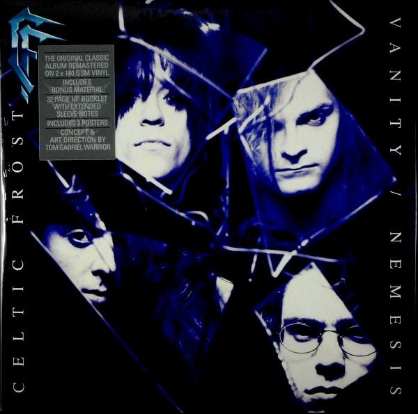 CELTIC FROST vanity/nemesis - deluxe LP LP