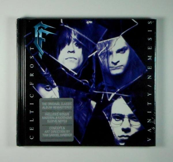 CELTIC FROST vanity/nemesis - deluxe cd CD