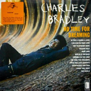BRADLEY, CHARLES no time for dreaming LP