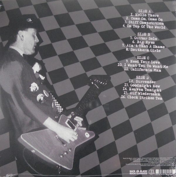 cheap trick on top of the world lp
