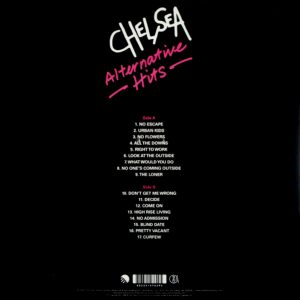 CHELSEA alternative hits LP