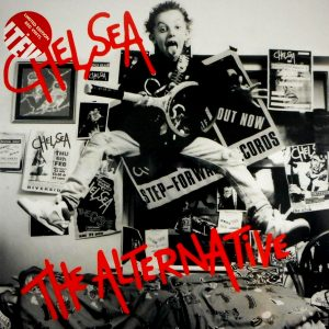 CHELSEA the alternative LP