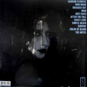 WOLFE, CHELSEA abyss LP back