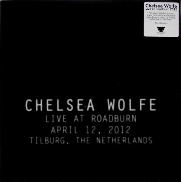 WOLFE, CHELSEA live at roadburn 2012 LP