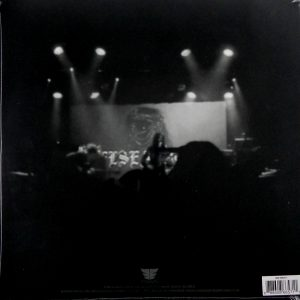 WOLFE, CHELSEA live at roadburn 2012 LP back