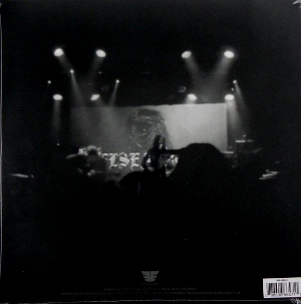 WOLFE, CHELSEA live at roadburn 2012 LP back