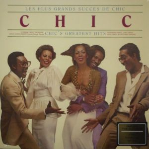 CHIC les plus grands succes de chic LP