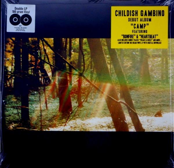 CHILDISH GAMBINO camp LP