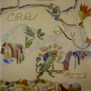 BLACK CROWES, THE (CHRIS ROBINSON) barefoot in the head LP