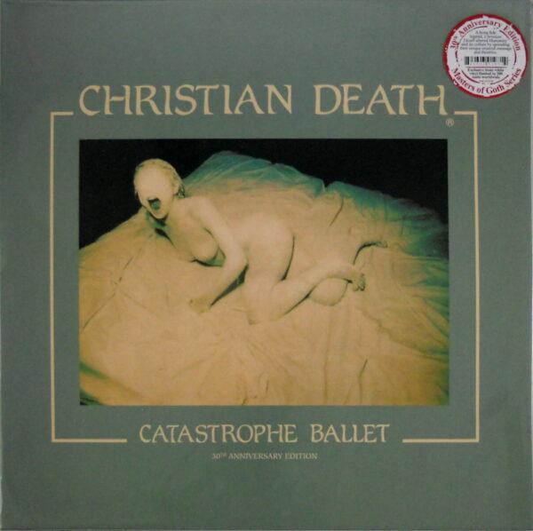 CHRISTIAN DEATH catastrophe ballet - col vinyl LP