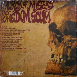church of misery thy kingdom scum lp front.JPG