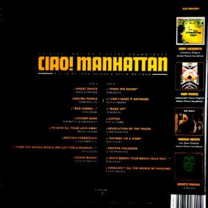 VARIOUS ARTISTS ciao! Manhattan LP