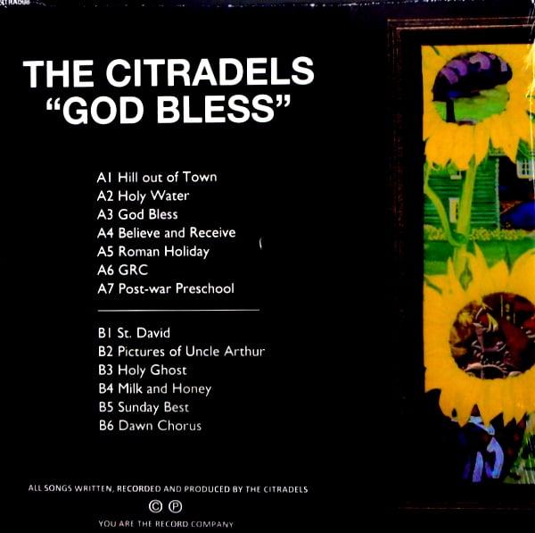 CITRADELS, THE god bless LP