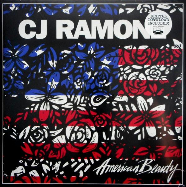 RAMONES (CJ RAMONE) american beauty LP