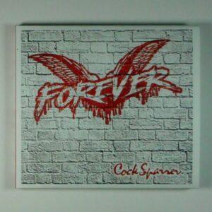 COCK SPARRER forever CD